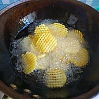 金黄脆薯格的做法图解8