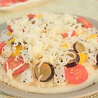 缤纷水果披萨的做法图解11