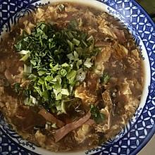 京味酸辣汤
