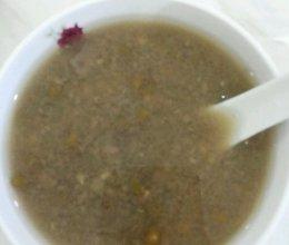 清爽消暑绿豆冰的做法