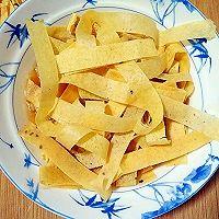 嘎巴菜――天津传统小吃#蔚爱边吃边旅行#的做法图解12