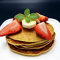 香蕉松饼#急速早餐#的做法图解10