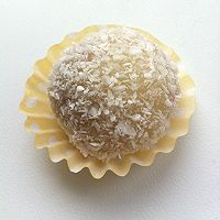 QQ糯糯椰蓉-芒果、紫薯、红豆沙-糯米糍的做法图解8
