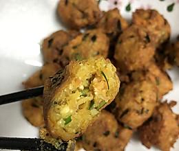 豆腐杂蔬丸子的做法