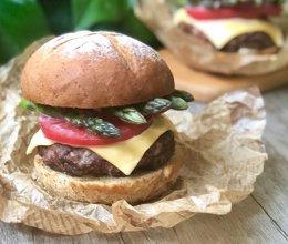 Natural Natural 草饲牛牛汉堡的做法