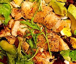 鸡肉沙拉的做法