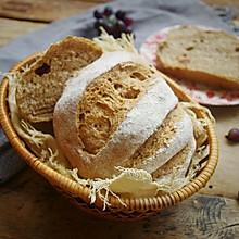 黑麦面包——免揉的低油低糖面包