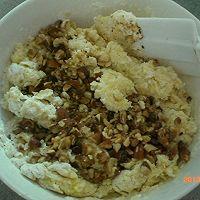 糖尿病点心---核桃酥饼的做法图解2