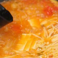 这是一碗好吃到升仙的酸汤龙利鱼的做法图解6