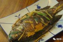 干烧福寿鱼的做法