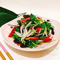 #花10分钟,做一道菜!#快手凉拌杂蔬的做法图解7