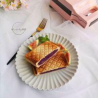 紫薯三明治的做法图解8