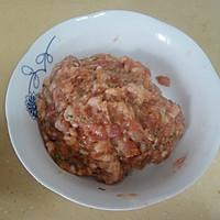 肉末虾仁酱拌面的做法图解3