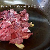 厨渣必学的一锅三吃--土豆番茄牛腩汤的做法图解3