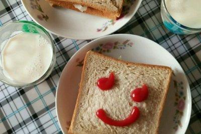 双味三明治