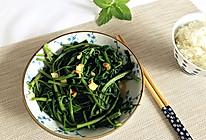 普宁豆酱炒通心菜的做法
