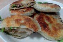 脆皮小馅饼  大葱猪肉馅,白菜胡萝卜猪肉馅,西葫芦猪肉馅的做法