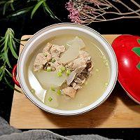 #秋天怎么吃#排骨炖冬瓜汤的做法图解9