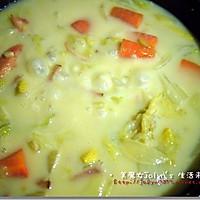 ♫【深夜食堂の奶油炖菜】 by 美魔女Jolyn的做法图解15