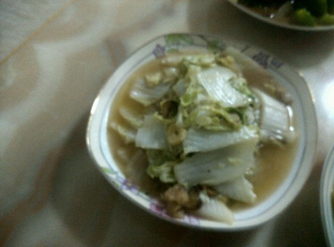 炒美食的做法_菜谱_豆果白菜馒头海苔怎么做图片