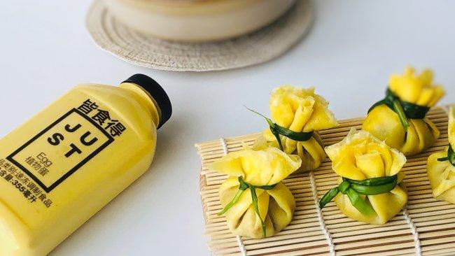 #植物蛋+美味尝鲜记#黄金福袋的做法
