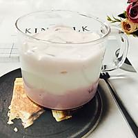 芒果燕麦酸奶杯的做法图解4