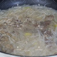 羊肉卷萝卜汤#春天肉菜这样吃#的做法图解8