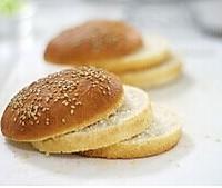 双层肉饼吉士汉堡的做法图解7