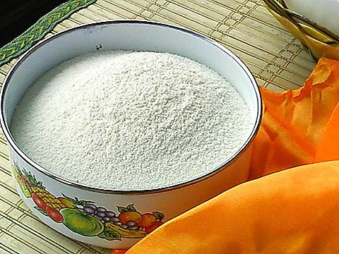 自制熟面粉的做法