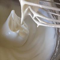 五福蛋糕(附法式奶油霜的制作)的做法图解5