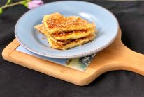 十分钟健康早餐之酱香鸡蛋手抓饼的做法