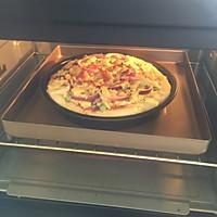 牛肉披薩的做法圖解10