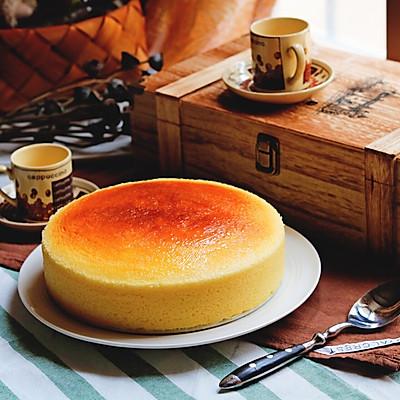轻乳酪蛋糕~8寸