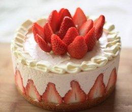 草莓慕斯蛋糕的做法的做法