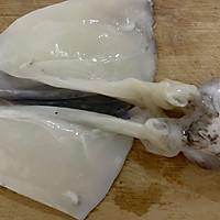 #快手又营养,我家的冬日必备菜品#板乌肉丝煨白菜的做法图解4