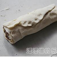 芝麻酱红糖花卷的做法图解6
