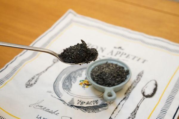 自制黑芝麻粉的做法