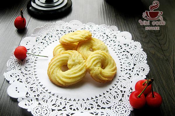 【奶香曲奇饼干】#长帝烘焙节#的做法