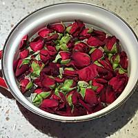 玫瑰花茶的做法图解2