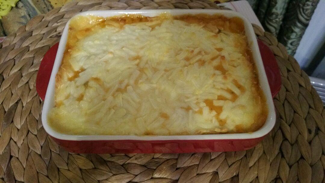 千岛酱焗土豆