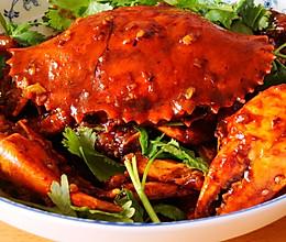 <鲁菜>酱炒青蟹的做法