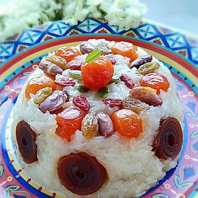 豆果八宝甜饭