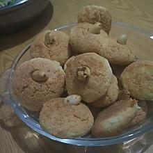 花生松酥饼