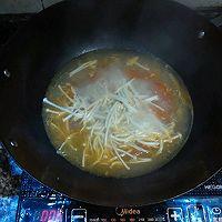 西红柿牛肉汤的做法图解4