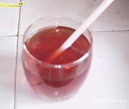 冰凉红豆汤的做法