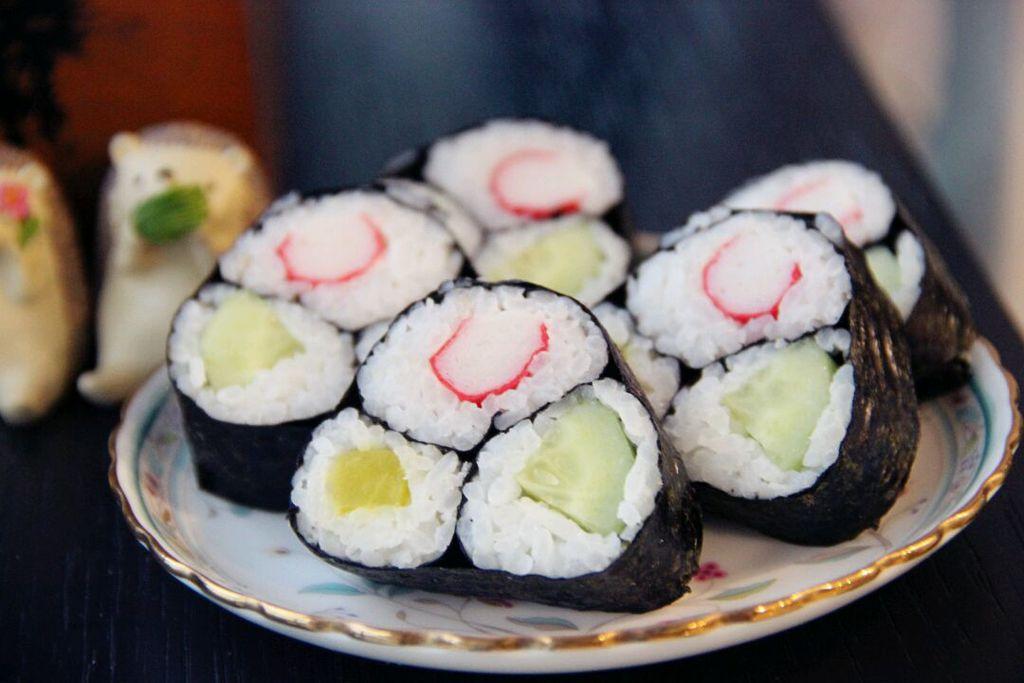 三色寿司卷·的做法_【图解】·三色寿司卷·怎么做
