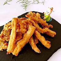 酥炸带鱼#kitchenAid的美食故事#