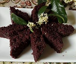 不一样的烟火——滋阴补肾的黑米发糕的做法