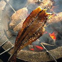 #晒出你的团圆大餐#碳烤针良鱼的做法图解4