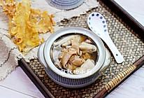 鳕鱼鱼胶汤的做法